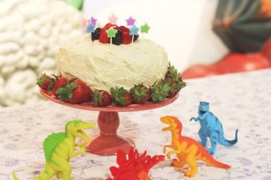 Asha's second birthday cake