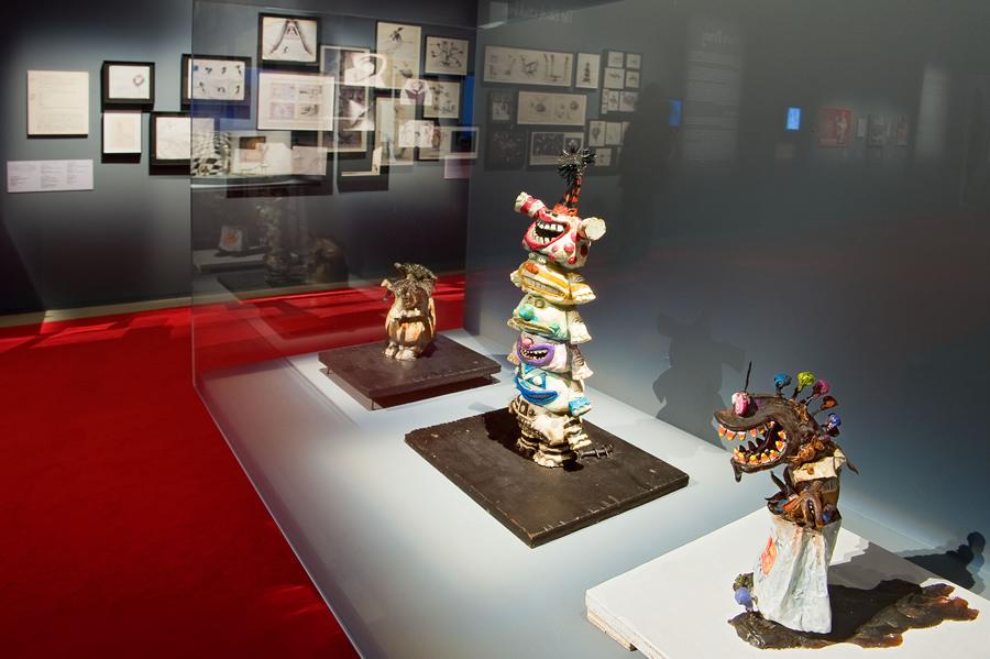 Un peu d'Art #1 :Exposition Tim Burton (6/6)