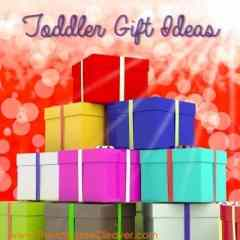Toddler (boy) gift ideas