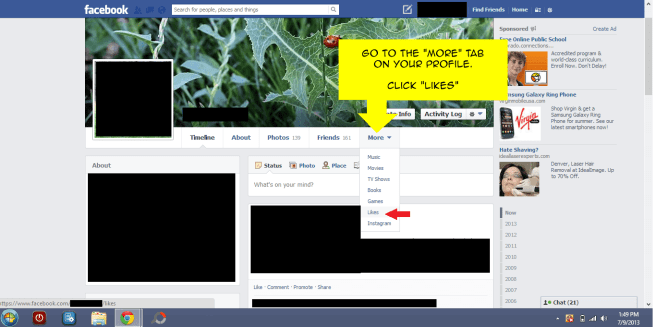 "How to ""unlike"" or hide multiple Facebook pages"