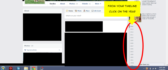 How to unlike or hide multiple Facebook pages
