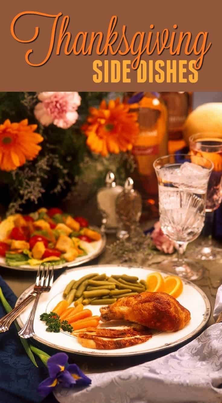 Holiday recipes: 6 delicious, crowd-pleasing Thanksgiving side dishes