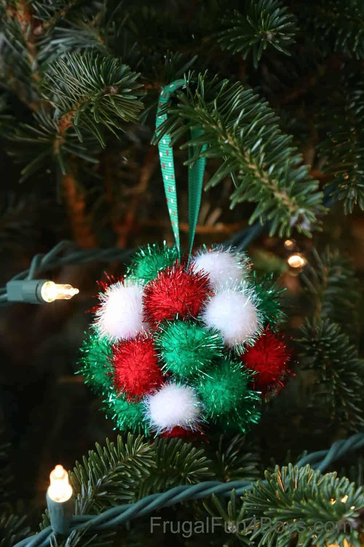 Colorado Christmas Ornaments Part - 32: 13 DIY Homemade Christmas Ornaments To Make With The Kids