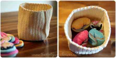 Products to Help Make Using Mama Cloth Even Easier - storage #mamacloth