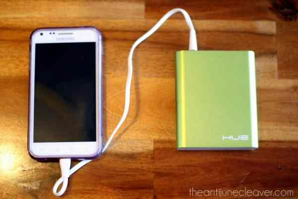 HUE Plus External Battery #review #tech