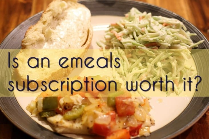 Is an emeals.com subscription worth it? #mealplanning #recipes