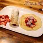 Berries & Philly Cream Cheese Crepe Recipe #SpreadTheFlavor
