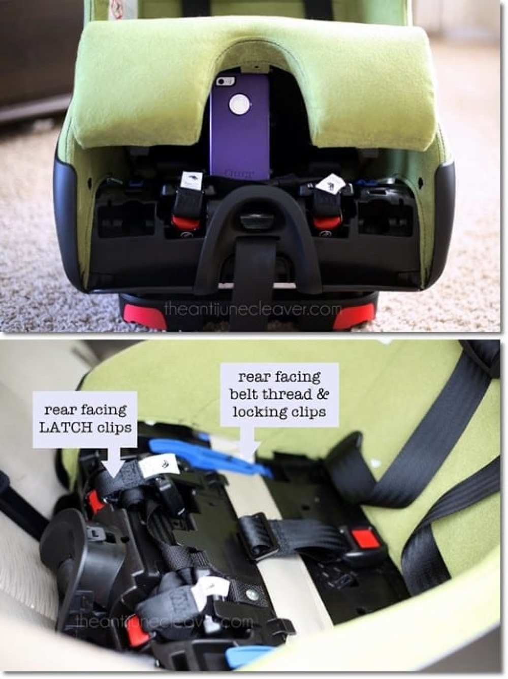Clek Foonf car seat review #carseat #safety