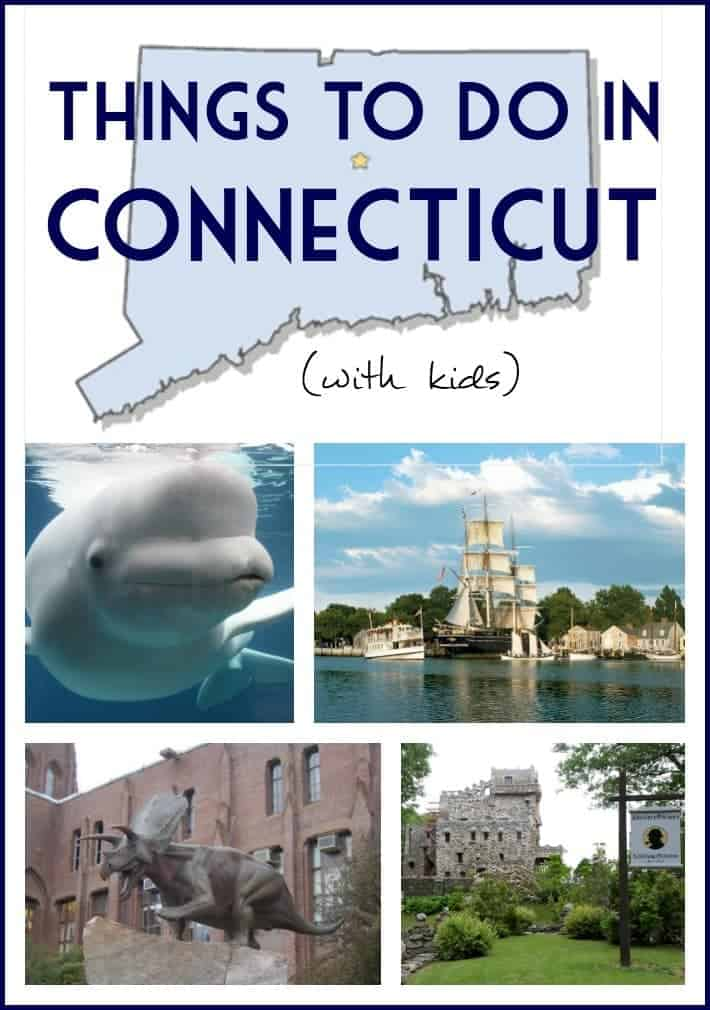 New England Travel and Things to Do in Connecticut (CT) with Kids