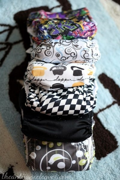 What is an All-in-One (AIO) Cloth Diaper and How Does it Work? #clothdiapers
