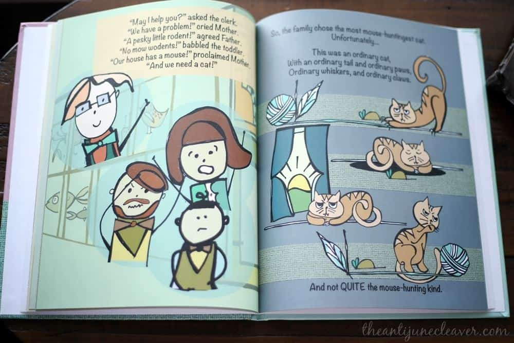 This House Needs a Mouse children's book review