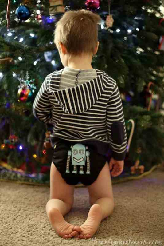 Little Monsters pocket cloth diaper review