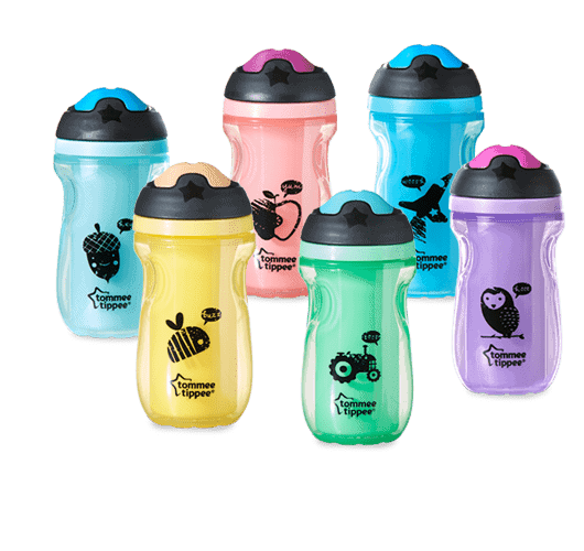 Tommee Tippee insulated sipper tumbler sippy cup #tommeemommee