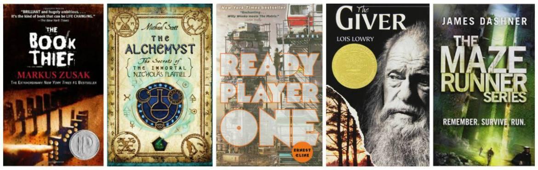 Books for teens - Celebrating Our Favorite Books for International Children's Book Day