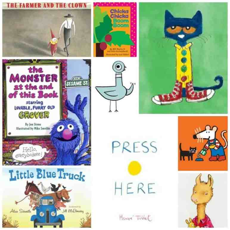 International Children's Book Day: celebrating our favorite books from toddlers to teens ages 1-18+ (TODDLERS)