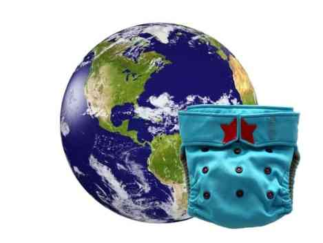 Earth Day and cloth diaper realities