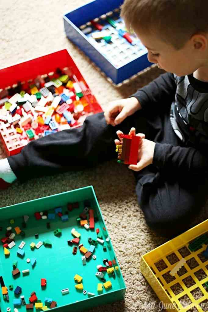 Holiday Gift Guide: Box for Blox Building Brick Sorter