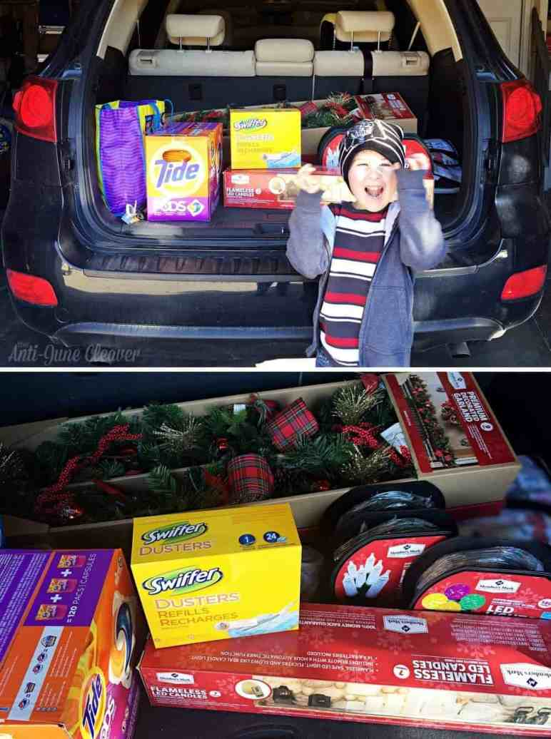 Getting Ready for the Holidays with @Samsclub Everyday Essentials #FullHomeHappyHome (ad)