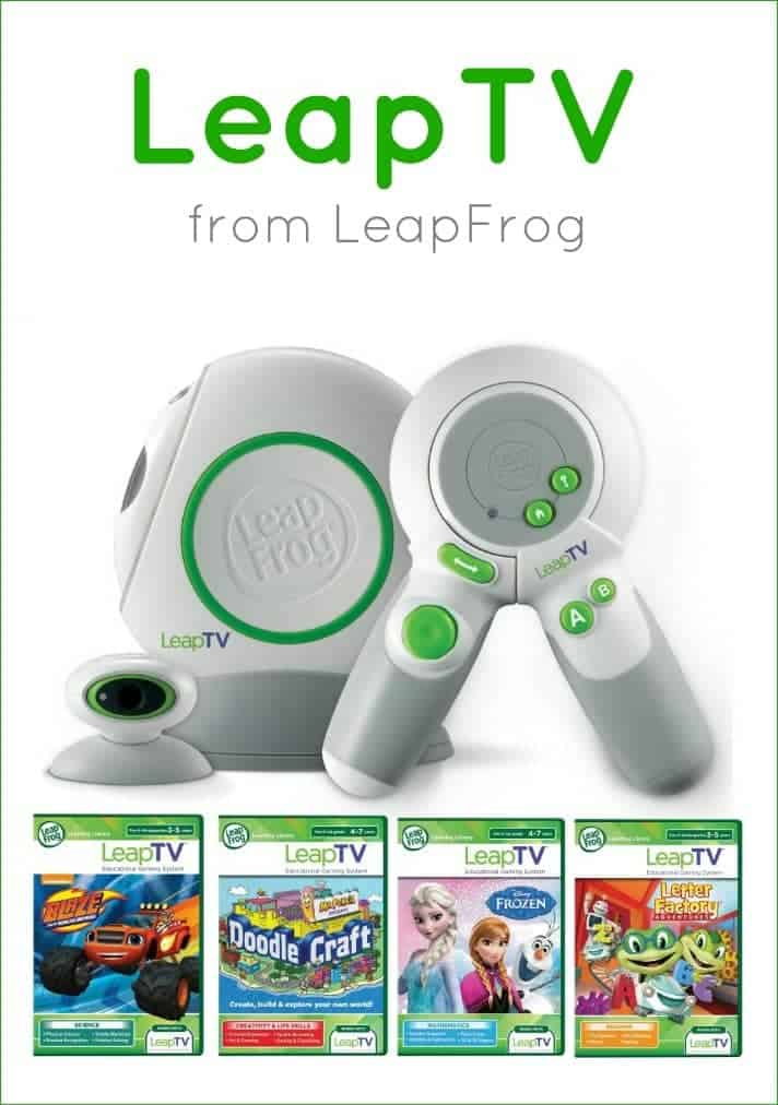 Holiday Gift Guide: LeapTV from LeapFrog