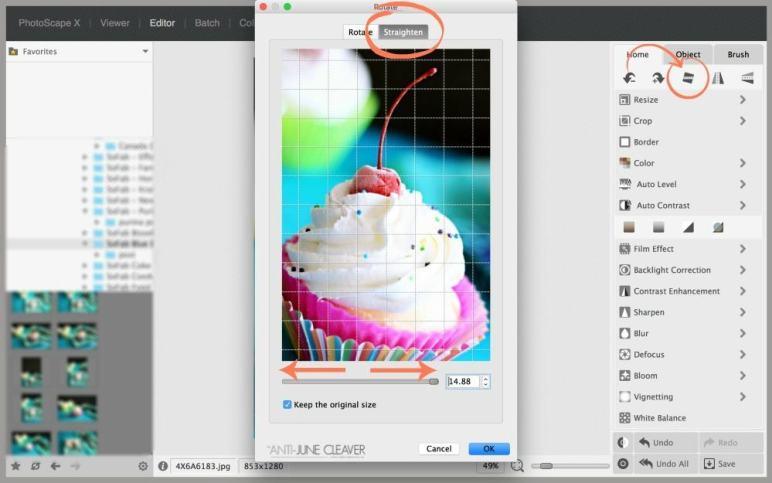 Edit Photos Like a Boss with PhotoScape