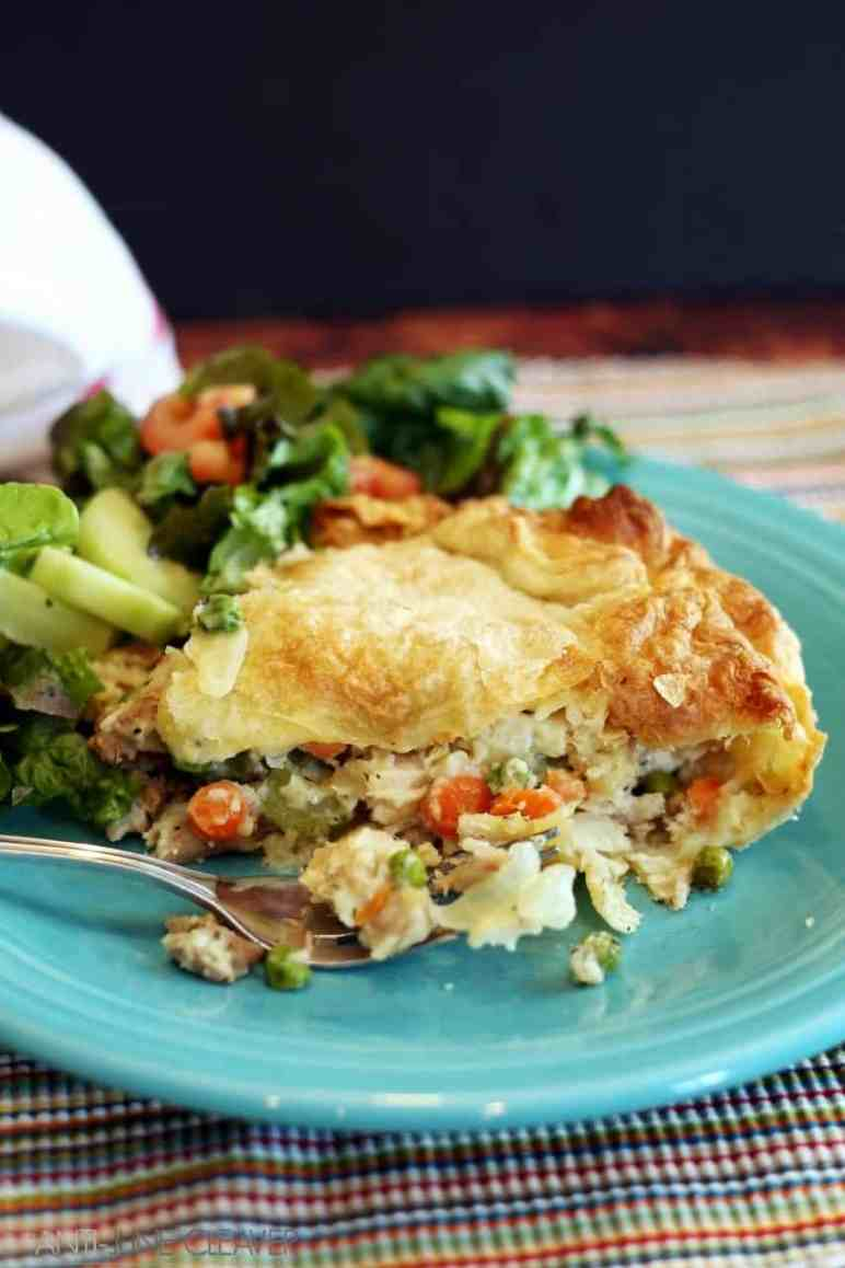 Pretty Freaking Amazing Homemade Chicken Pot Pie Recipe