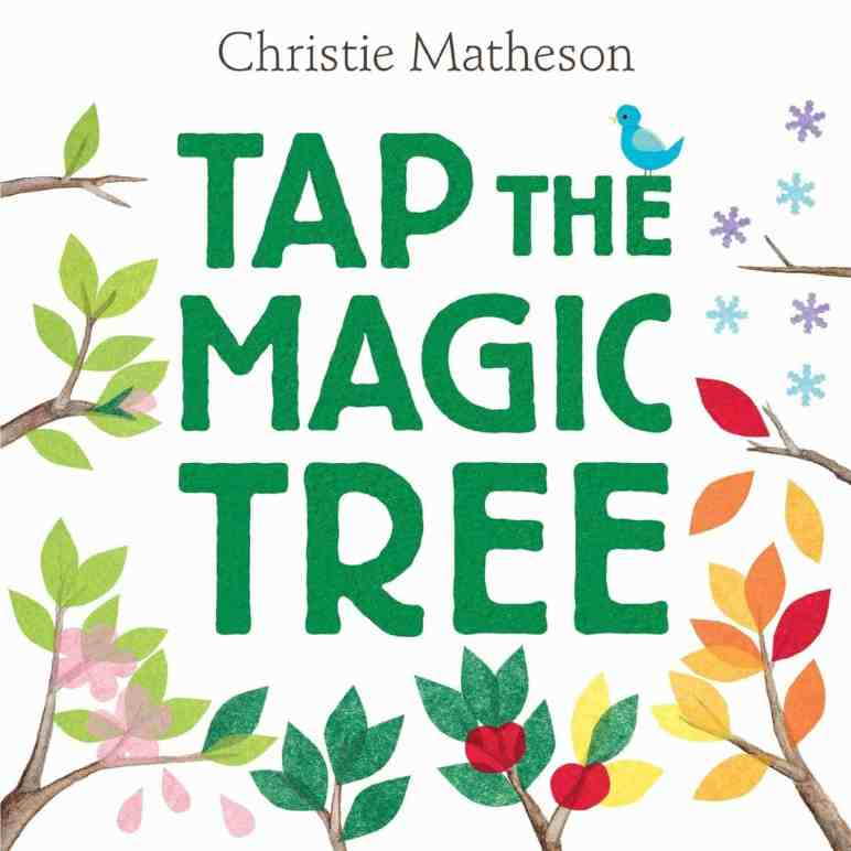 Great Interactive Books for Preschoolers & Toddlers: Tap the Magic Tree