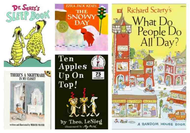 35 Vintage Children's Books Your Modern Children Will Love - 1960s