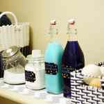 Small Laundry Room Survival Tips + How to Clean Your Washing Machine Naturally