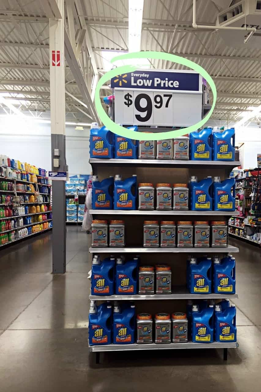 all® POWERCORE™ Pacs OXI at @walmart #Clean2TheCore AD