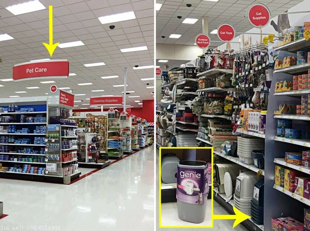 Litter Genie at Target #LitterOdorRevolution AD