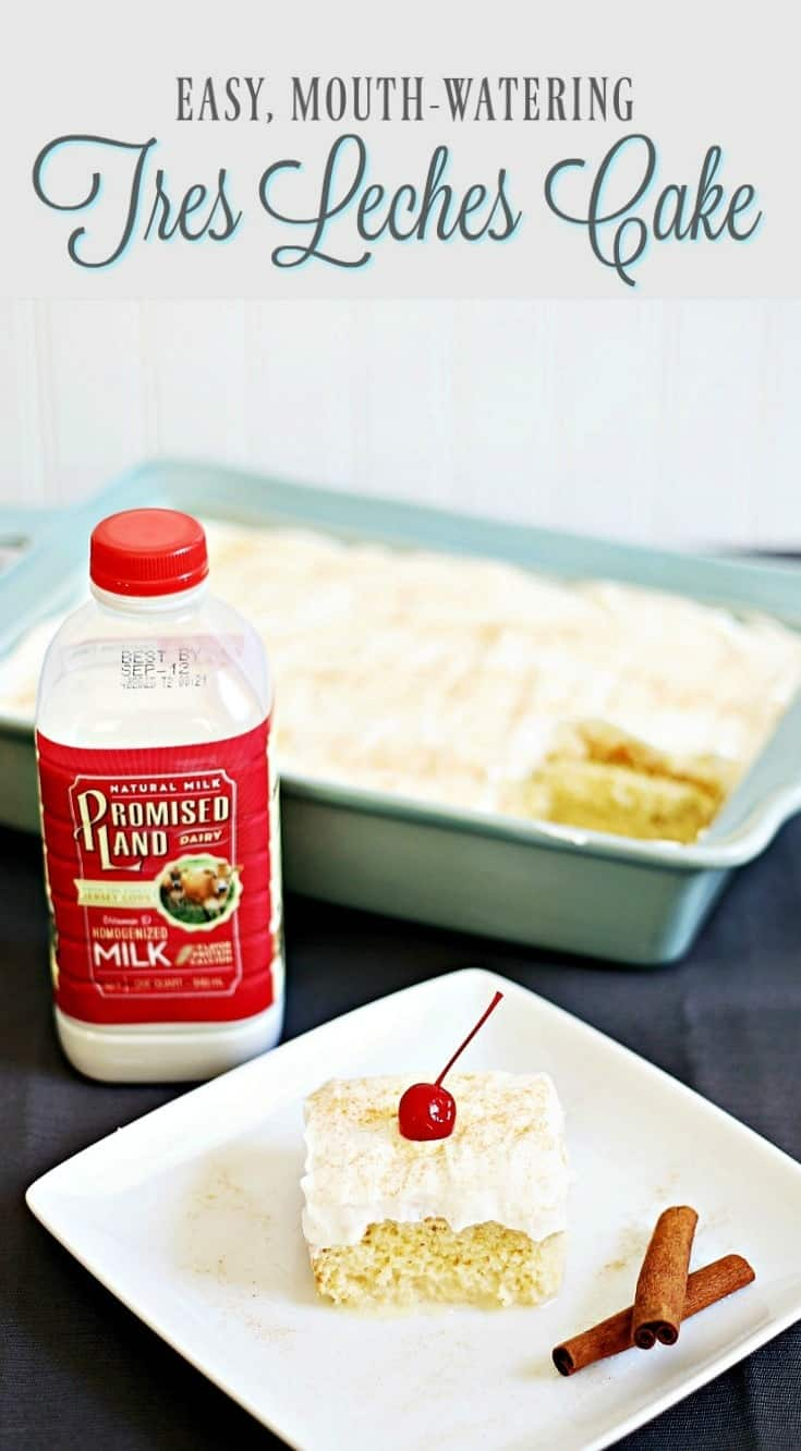 Tips For Making Tres Leches Cake