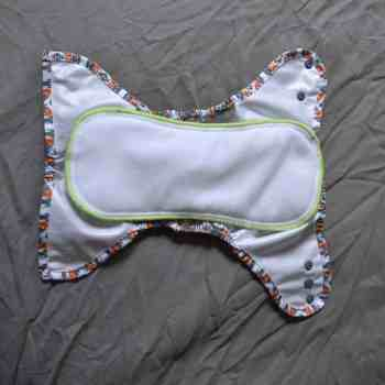 Buttons Diapers Cloth Diaper Review - Santa Fe