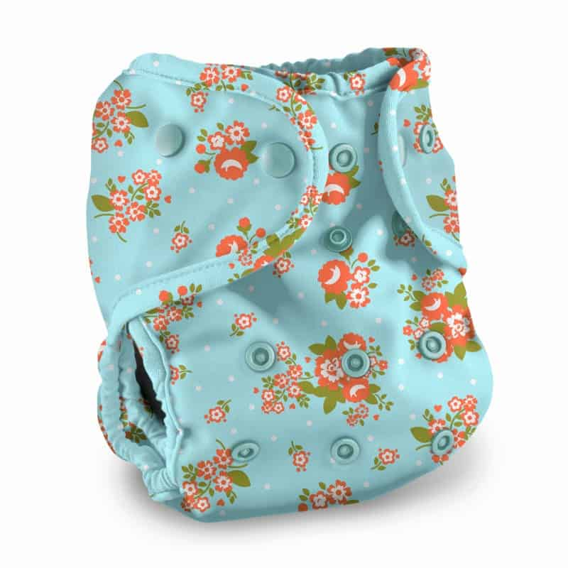 Buttons Diapers Cloth Diaper Review
