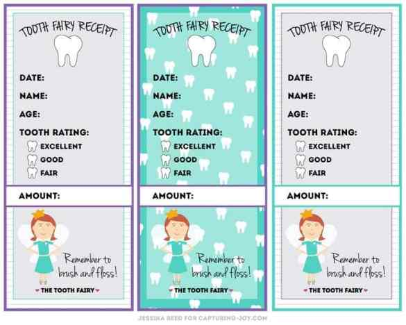 17 Tooth Fairy Ideas to Make Your Little One Smile