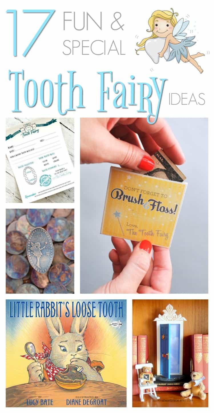 17 fun special tooth fairy ideas