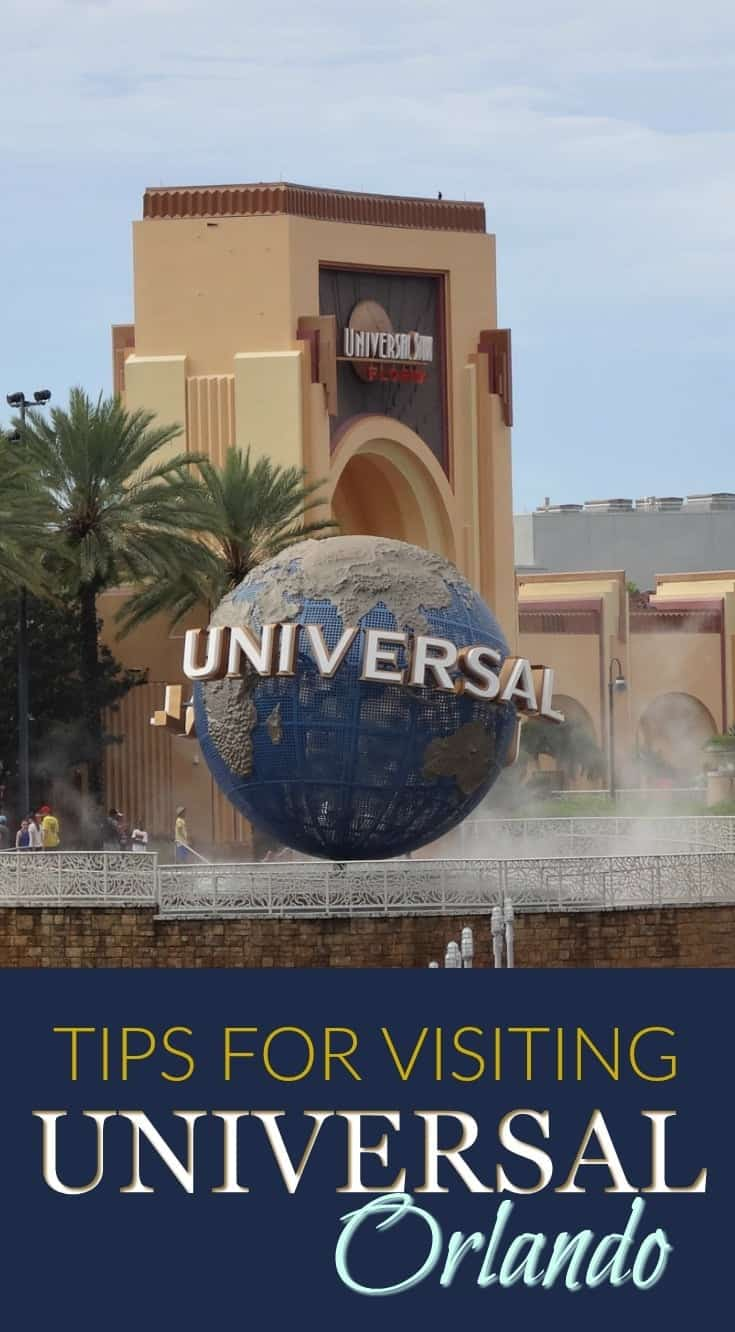 Tips for Visiting Universal Studios Orlando