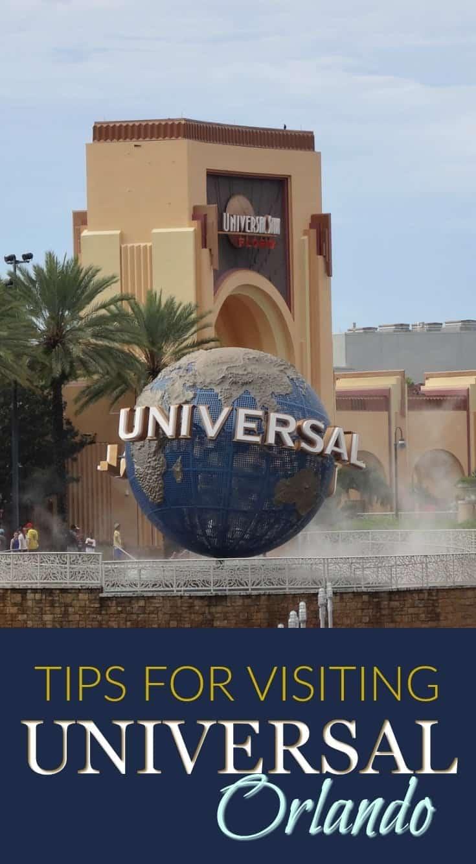 Tips for Visiting Universal Studios Orlando
