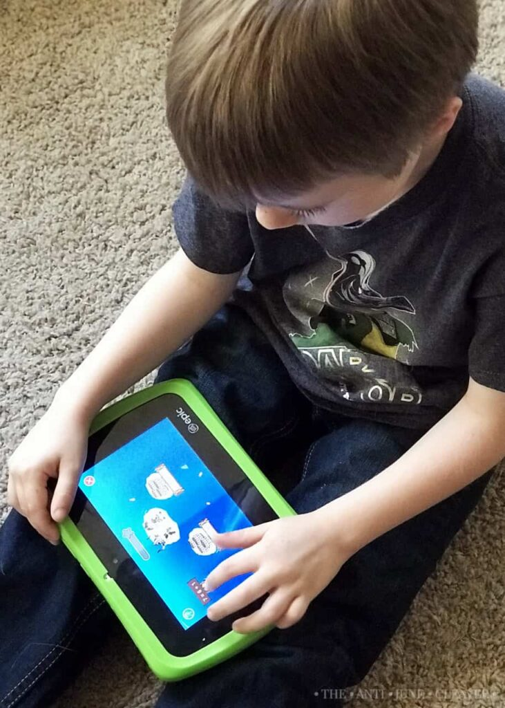 Reading, writing, and learning fun with Leap Academy from LeapFrog! Read to find out more #education #learning #leapfrog #homeschool #reading #math #kids