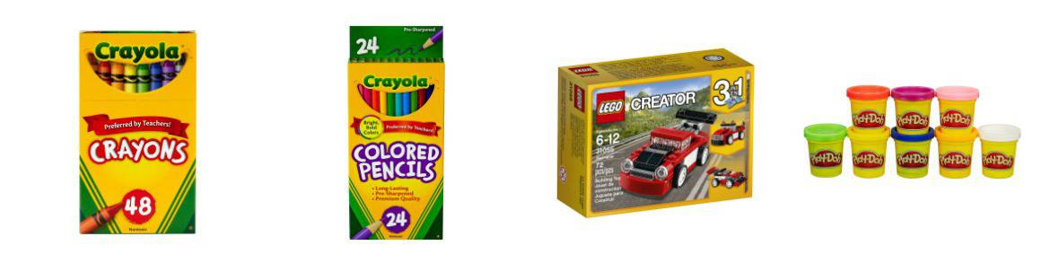 Stocking Stuffers for Boys 5-7 Under $5