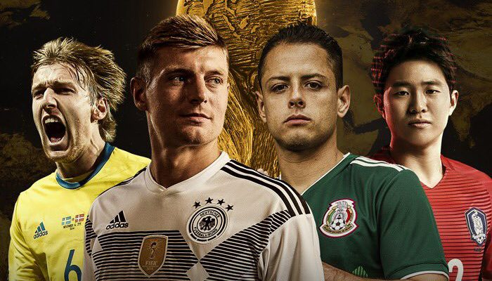 2018 FIFA World Cup Group F Preview