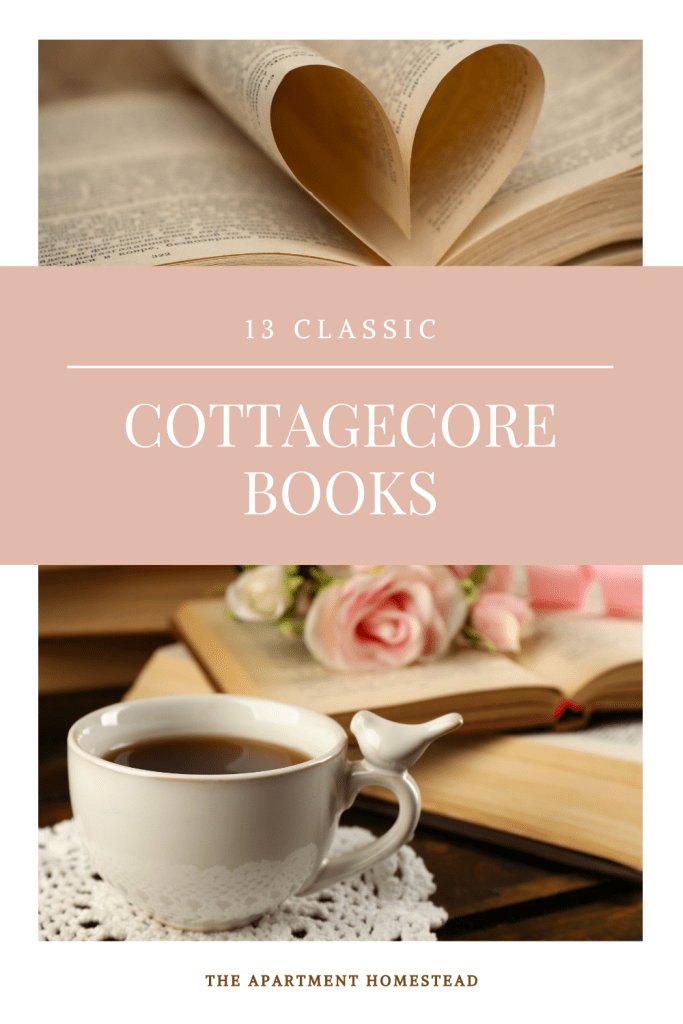 Best Cottagecore Books Pinterest