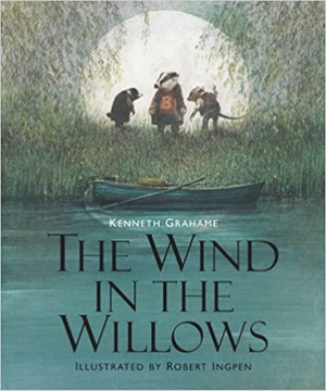 Cottagecore Books The Wind in the Willows