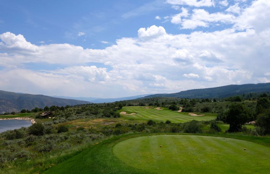 Course Review  Red Sky Ranch   Golf Club     Norman Course     the Red Sky Ranch Golf Club also has a very comfortable    Guest  Clubhouse    allowing for the other to also remain the private domain of the  members in