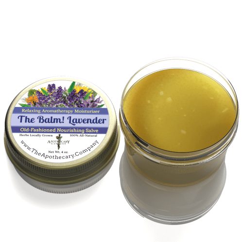 The Apothecary Company The Balm! Lavender