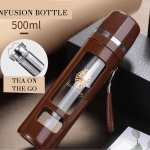 Brown Infusion Bottle