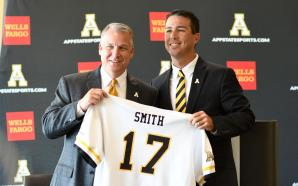 Kermit Smith named new baseball head coach