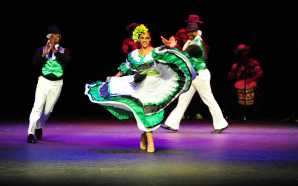 Folkmoot celebrates world culture and folk dance in western NC