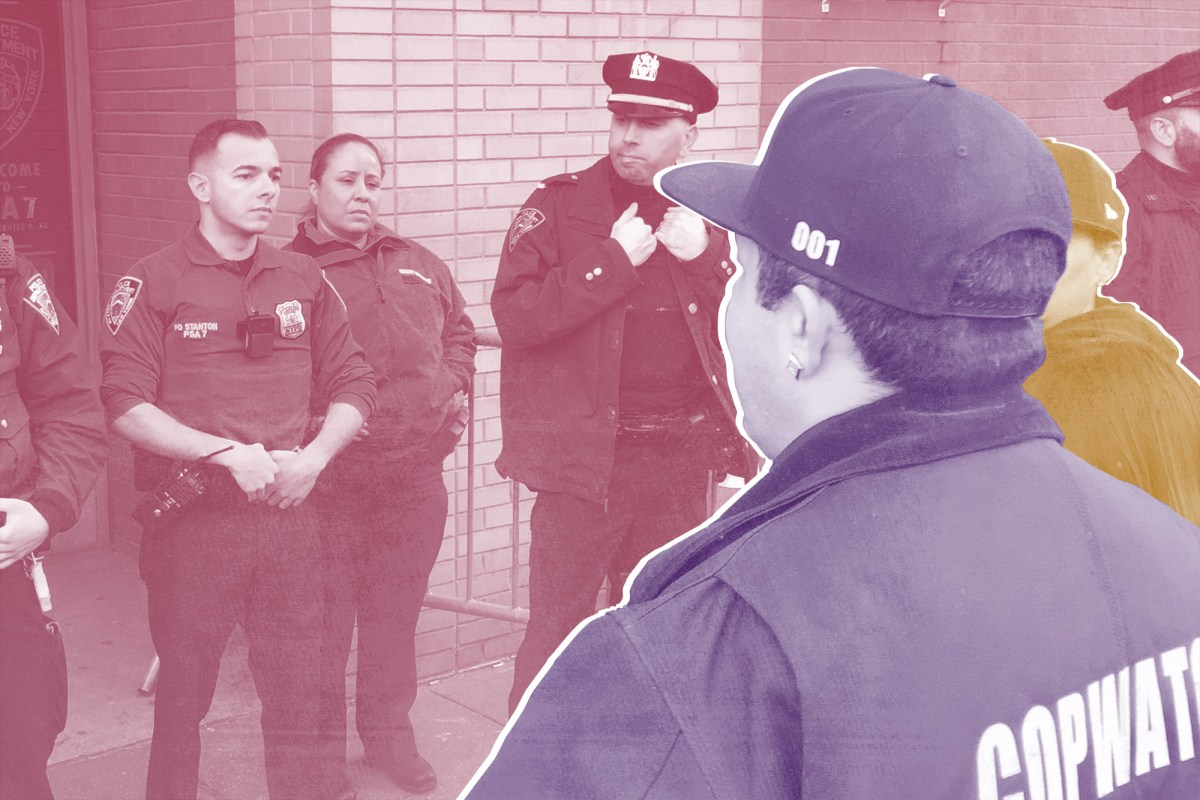 Cops Celebrated A Copwatcher's Arrest. They Had No Idea They Were Caught On Tape.
