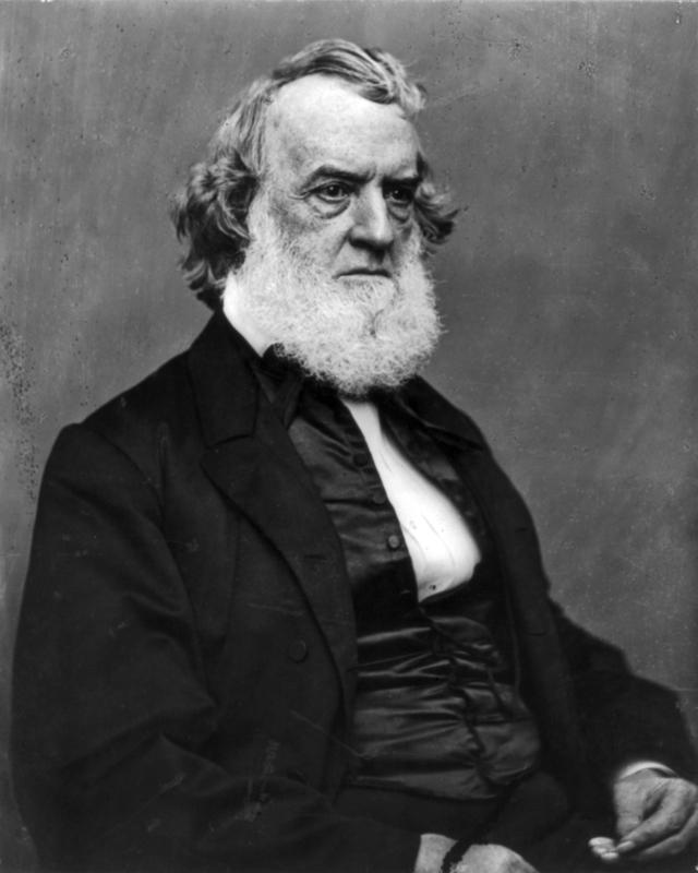 Beard from MacMillan's Magazine