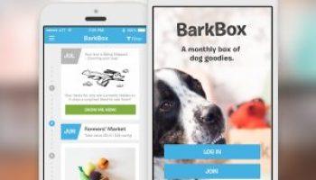 BarkBox Mobile App
